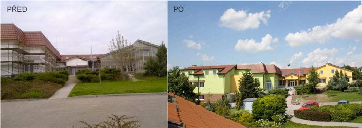 Rekonstrukce centra kultury a společenského života obcí v regionu Hodonicko