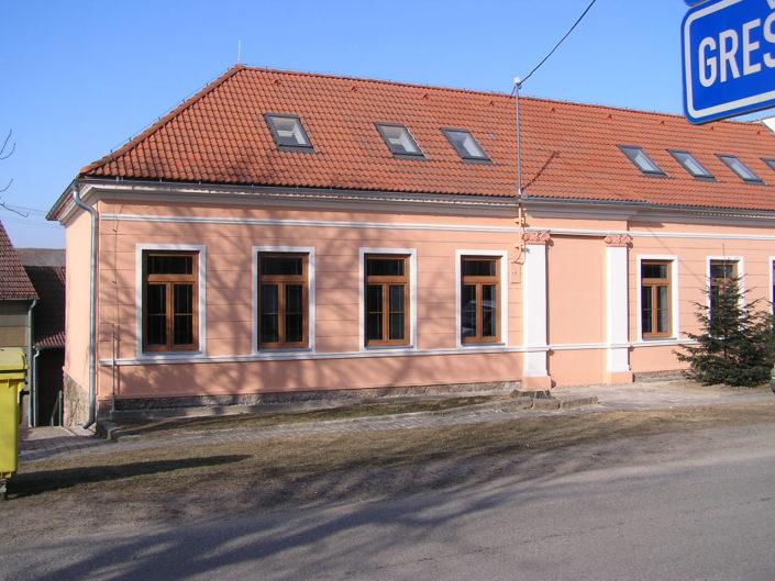 Rekonstrukce Kulturního domu, Ctidružice