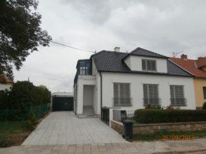 Rekonstrukce rodinného domu, Mramotice