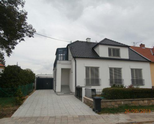 Rekonstrukce domu, Mramotice