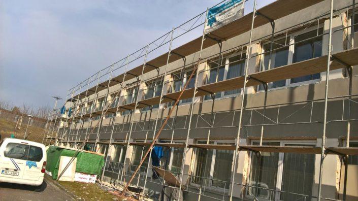 Rekonstrukce areálu, Novaservis Znojmo