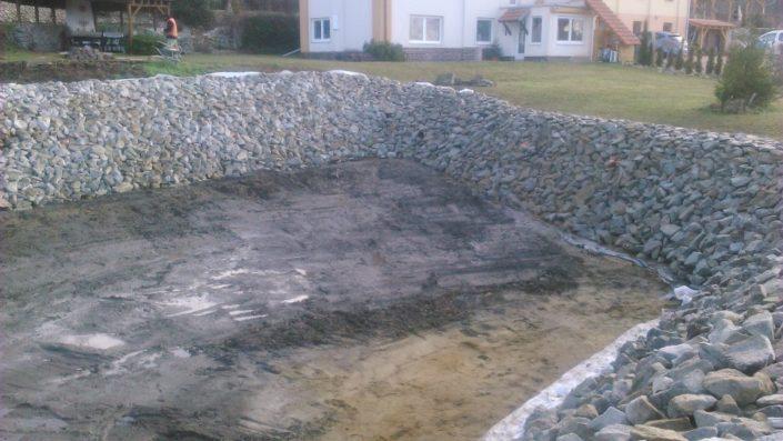 Revitalizace rybníku, Hodonice