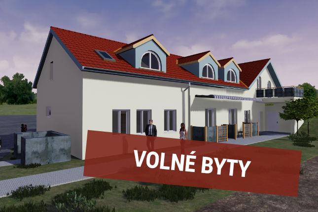 Prodej bytů Těšetice